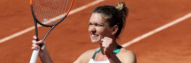 Simona Halep, French Open 2017 - © GEPA pictures