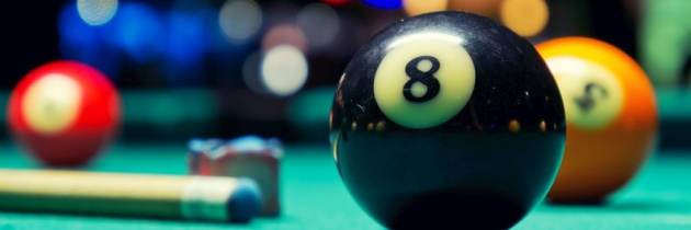 Snooker - © steevy84 / Fotolia.de